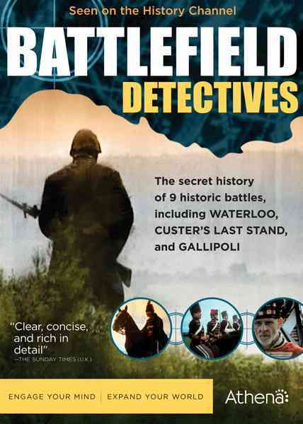 BATTLEFIELD DETECTIVES BY BATTLEFIELD DETECTIV (DVD)