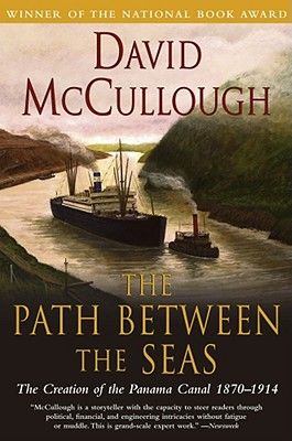 Path Between the Seas By McCullough, David